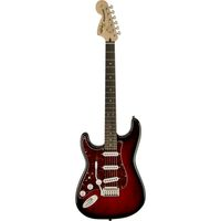 Электрогитара на левую руку Squier Standard Stratocaster Left Hand Antique Burst