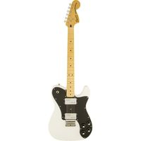 Электрогитара Squier Vintage Modified Telecaster Deluxe MN Olympic White