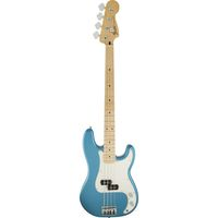 Бас-гитара Fender Standard Precision Bass MN Lake Placid Blue Tint