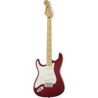 Электрогитара на левую руку Fender Standard Stratocaster LH MN Candy Apple Red Tint