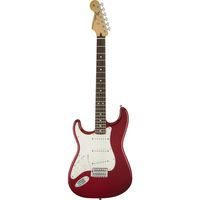 Электрогитара на левую руку Fender Standard Stratocaster LH RW Candy Apple Red Tint