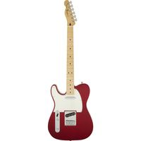 Электрогитара на левую руку Fender Standard Telecaster LH MN Candy Apple Red Tint