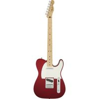 Электрогитара Fender Standard Telecaster MN Candy Apple Red Tint