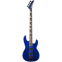 Бас-гитара Jackson JS3QM Concert Bass Transparent Blue