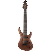 7-струнная электрогитара Jackson USA Select B7MG Deluxe Walnut Stain