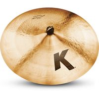 "Тарелка ride 22"" Zildjian 22` K` Custom Medium Ride"