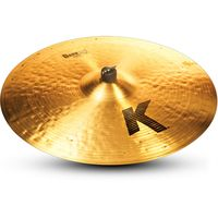 "Тарелка ride 22"" Zildjian 22` K` Dark Medium Ride"