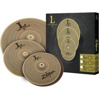 Zildjian LV348 L80 Low Volume Box Set