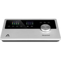 Аудиоинтерфейс для mac/ios Apogee Quartet for iPad and Mac