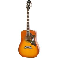 Epiphone Dove Pro Acoustic/ Electric With Fishman Vintage Brown Sunburst