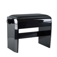 Dexibell Bench Black Polished