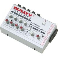 Микшерный пульт Nady MM-242 Mini Mixer