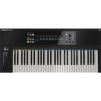 USB/MIDI клавиатура Native Instruments Komplete Kontrol S61