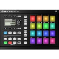 Dj контроллер Native Instruments Maschine Mikro Mk2 Blk