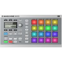 Dj контроллер Native Instruments Maschine Mikro Mk2 Wht