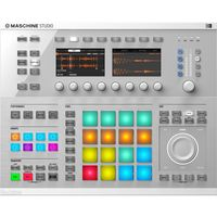 Dj контроллер Native Instruments Maschine Studio Wht