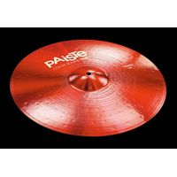 "Тарелка Crash 18 Paiste 18"" 900 Color Sound Red Crash"