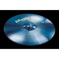 "Тарелка Crash 18 Paiste 18"" 900 Color Sound Blue Crash"