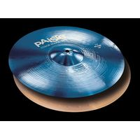 "Paiste 14"" 900 Color Sound Blue Hi-Hat"