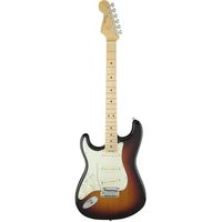 Электрогитара на левую руку Fender American Elite Stratocaster Left-Hand MN 3-Color Sunburst