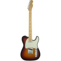 Электрогитара Fender American Elite Telecaster MN 3-Color Sunburst