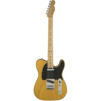 Электрогитара Fender American Elite Telecaster MN Butterscotch Blonde