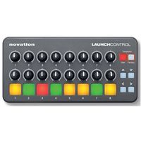 Dj-миниконтроллер без джога Novation Launch Control
