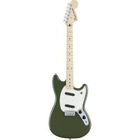Электрогитара Fender Mustang MN Olive