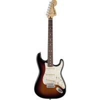 Электрогитара Fender Deluxe Roadhouse Strat RW 3-Tone Sunburst