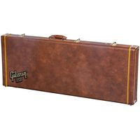 Кейс для электрогитары Gibson Hard Shell Case Explorer Historic Brown