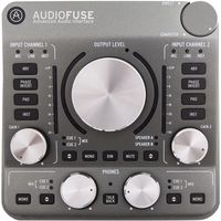 USB аудиоинтерфейс Arturia Audiofuse Space Gray