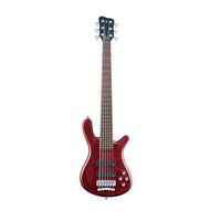 Бас-гитара 6-струн Warwick Streamer LX 6 Burgundy Red Transparent Satin