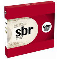 Комплект тарелок Sabian SBr First Pack
