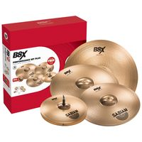Комплект тарелок Sabian B8X Performance Set Plus