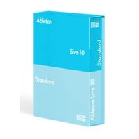 Программное обеспечение Ableton Live 10 Standard Edition EDU