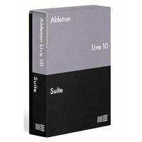 Программное обеспечение Ableton Live 10 Suite Edition EDU