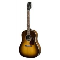 Электроакустическая гитара Gibson 2018 J-15 (Burst) Walnut Burst