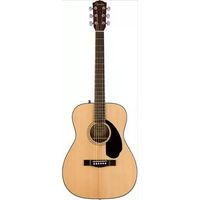 Набор с гитарой Fender CD-60S Dreadnought Pack, Natural