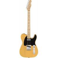 Fender American Original `50s Telecaster®, Maple Fingerboard, Butterscotch Bl
