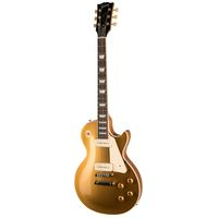 Gibson 2019 Les Paul Standard 50s P-90 Goldtop Gold