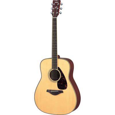 yamaha fg720s купить по выгодной цене, акустическая гитара в