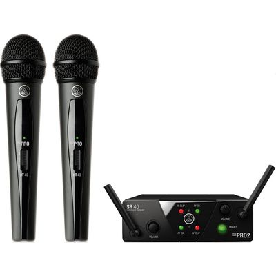Вокальная радиосистема AKG WMS40 Mini2 Vocal Set US45A/ C