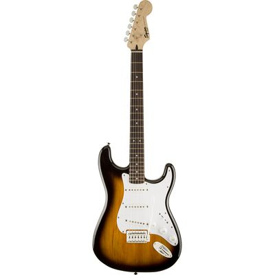 Электрогитара Squier Bullet Strat Tremolo RW Brown Sunburst