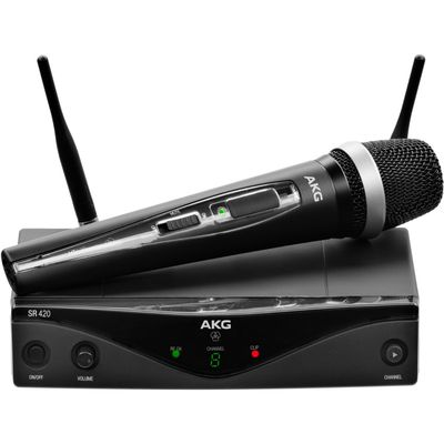Вокальная радиосистема AKG WMS420 Vocal Set A
