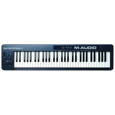 Usb/midi клавиатура M-Audio Keystation 61 II