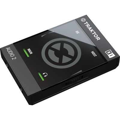 Usb аудиоинтерфейс Native Instruments Traktor Audio 2 Mk2