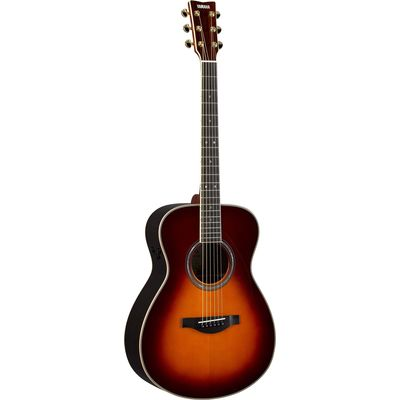 Электроакустическая гитара Yamaha LS-TA BROWN SUNBURST