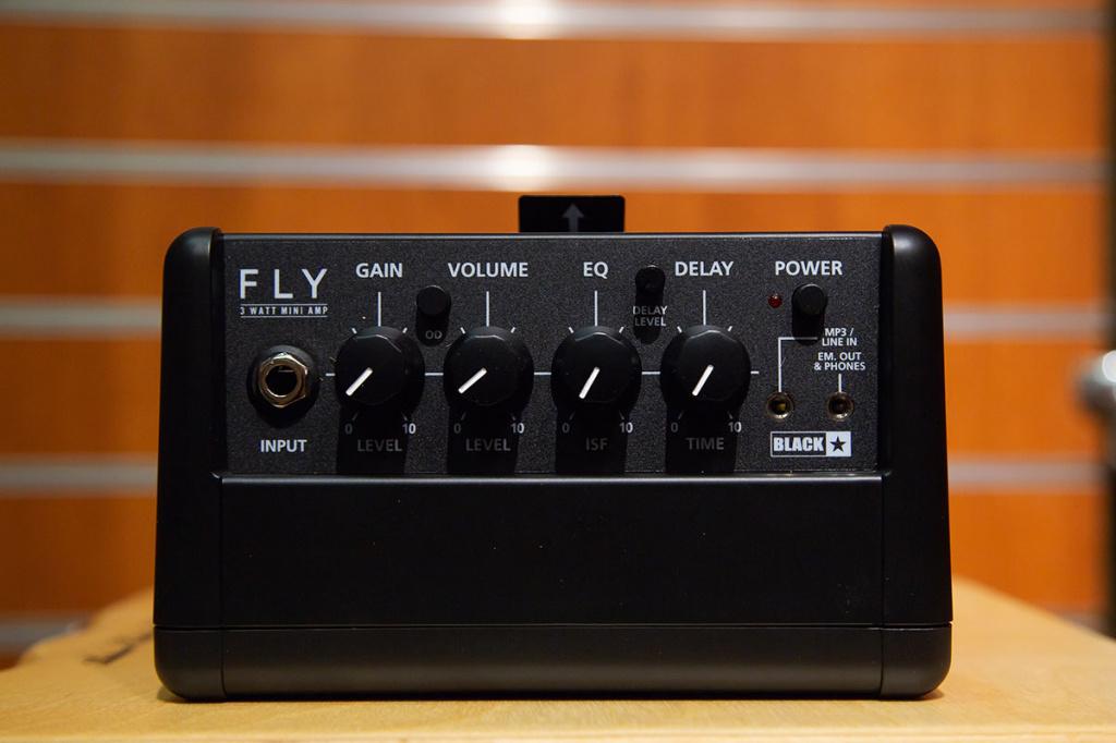 Комбик Blackstar Fly3 регулировка